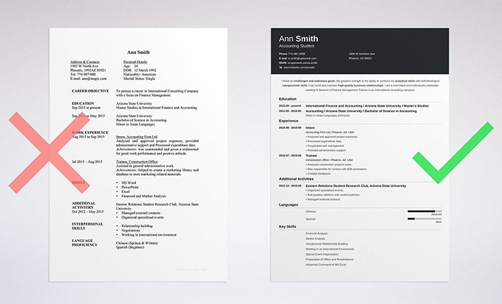 resume-layout